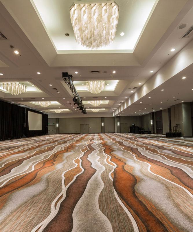 Denver Hyatt Ballroom